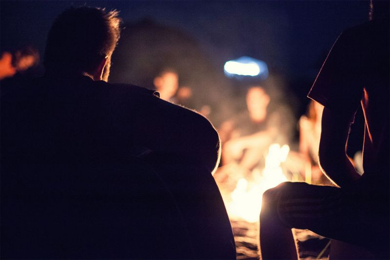 Sommernachtstraum für 2 Personen